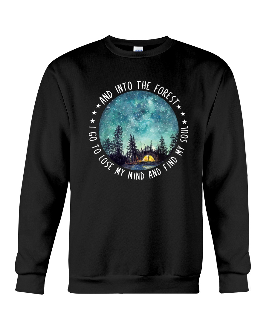 Into The Forest Crewneck Sweatshirt