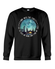 Into The Forest Crewneck Sweatshirt tile