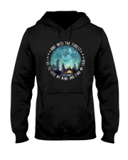 Into The Forest Hooded Sweatshirt tile