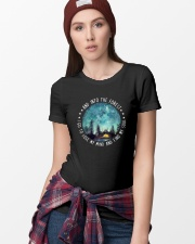 Into The Forest Ladies T-Shirt lifestyle-women-crewneck-front-9
