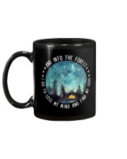 Into The Forest Mug back