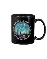 Into The Forest Mug tile