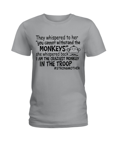The Craziest Monkey In The Troop