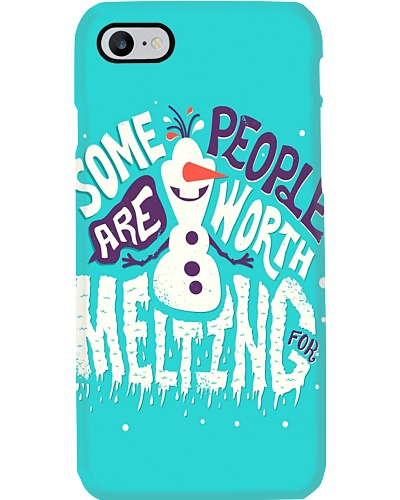 Some People Are Worth Melting