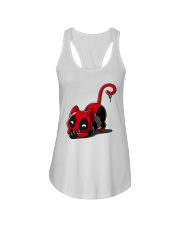 Kitty - Limited Edition Ladies Flowy Tank thumbnail