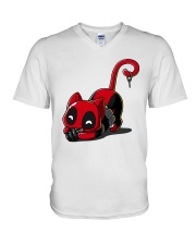 Kitty - Limited Edition V-Neck T-Shirt tile