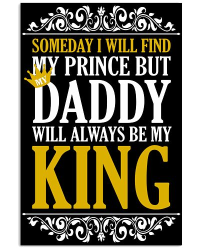 My Daddy Will Always Be My King