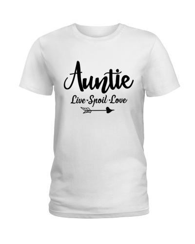 Auntie - Live Spoil Love