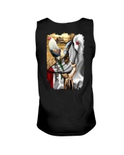 Rooster California Flag Unisex Tank thumbnail