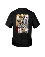 Rooster California Flag Youth T-Shirt thumbnail