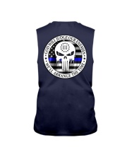 Dont tread on me Police MLI Sleeveless Tee tile