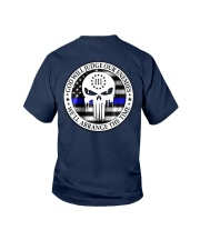 Dont tread on me Police MLI Youth T-Shirt tile