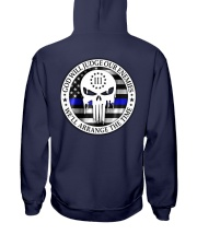 Dont tread on me Police MLI Hooded Sweatshirt tile