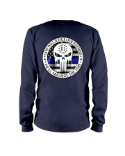 Dont tread on me Police MLI Long Sleeve Tee tile
