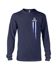 Dont tread on me Police MLI Long Sleeve Tee thumbnail