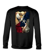 Rooster Texas Flag Crewneck Sweatshirt thumbnail