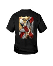 Rooster Florida Flag Youth T-Shirt thumbnail
