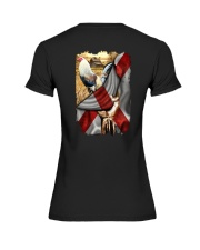 Rooster Florida Flag Premium Fit Ladies Tee thumbnail