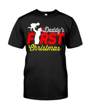 DADDY'S FIRST CHRISTMAS Classic T-Shirt thumbnail