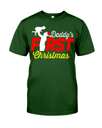DADDY'S FIRST CHRISTMAS
