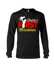 DADDY'S FIRST CHRISTMAS Long Sleeve Tee thumbnail