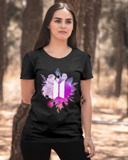 BTS FANS Ladies T-Shirt apparel-ladies-t-shirt-lifestyle-05
