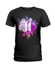 BTS FANS Ladies T-Shirt front