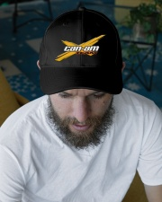 canam Team Embroidered Hat garment-embroidery-hat-lifestyle-06