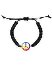 Hippie Life Cord Circle Bracelet thumbnail