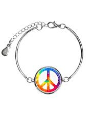 Hippie Life Metallic Circle Bracelet thumbnail