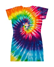Hippie Life All-over Dress back