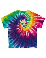 Hippie Life All-over T-Shirt back