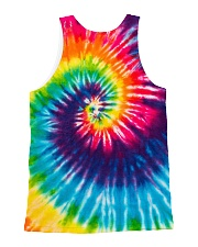 Hippie Life All-over Unisex Tank back