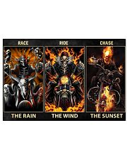 Race The Rain 17x11 Poster front