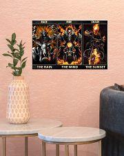 Race The Rain 17x11 Poster poster-landscape-17x11-lifestyle-21