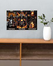 Race The Rain 17x11 Poster poster-landscape-17x11-lifestyle-24