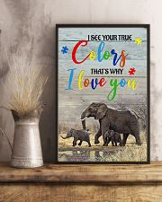 I See Your True Colors 11x17 Poster lifestyle-poster-3