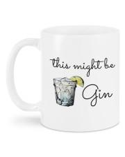This Might Be Gin Mug back