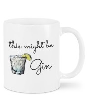 This Might Be Gin Mug front