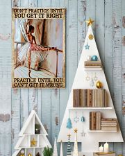 Practive Until 11x17 Poster lifestyle-holiday-poster-2