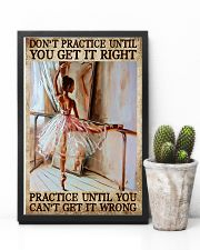 Practive Until 11x17 Poster lifestyle-poster-8