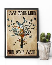 Lose Your Mind Find Your Soul 11x17 Poster lifestyle-poster-8