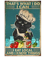 Can I Eat Local  11x17 Poster front