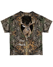 Her Buck And His Doe All-over T-Shirt back