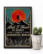 And I think to myself 11x17 Poster lifestyle-poster-8