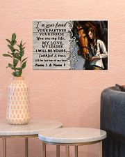 I'm Your Friend personalize 17x11 Poster poster-landscape-17x11-lifestyle-21