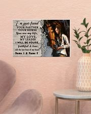 I'm Your Friend personalize 17x11 Poster poster-landscape-17x11-lifestyle-22