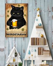 Beergetarian 11x17 Poster lifestyle-holiday-poster-2
