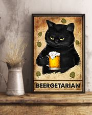 Beergetarian 11x17 Poster lifestyle-poster-3