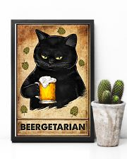 Beergetarian 11x17 Poster lifestyle-poster-8